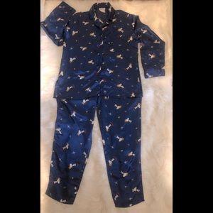 Snoopy cute La Senza long sleeve Pajama set